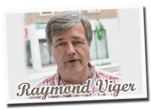 Raymond Viger Journalist, writer and chief redactor
