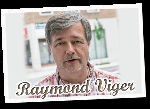 Raymond Viger Journalist, writer and chief redactor