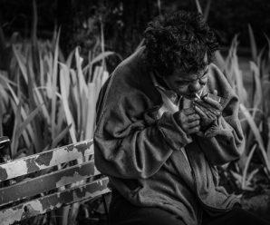 A Homeless Man's Journey
