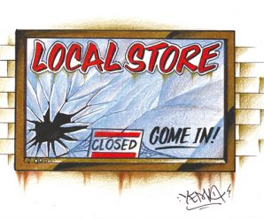 Shopkeeper Blues: The End of Montreal Retail?
