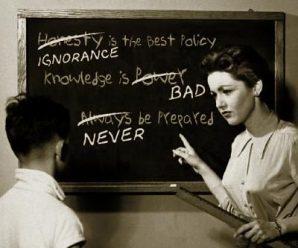 Sex Ed and Inadequate Teacher Training